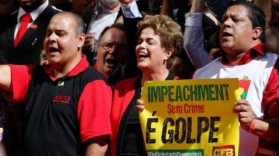 Dilma aumenta los planes sociales y promete «resistir hasta el final»
