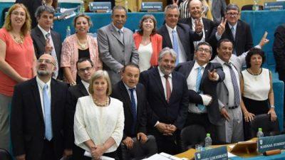Legisladores del FPV piden el 40% de coparticipación para municipios de Río Negro