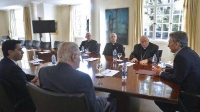 La Iglesia le pidió a Macri que se reduzcan los niveles de pobreza