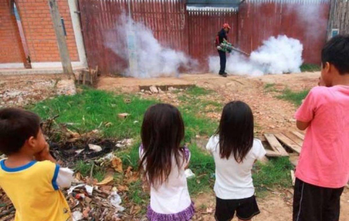 """Dengue:""""Es una vergüenza lo que están haciendo"""""""