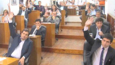 ConcejalesRiojanosimpulsan la creación de un banco municipal