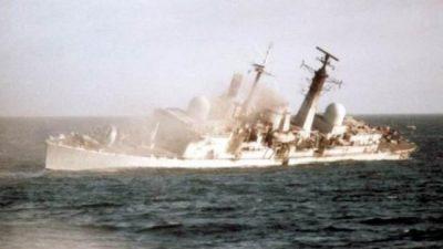La historia del crucero General Belgrano, a 34 años de su hundimiento