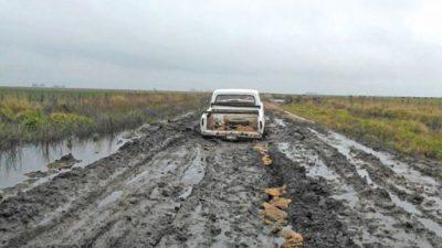 Santa Fe: Invertirán cerca de 1.600 millones para reparar los caminos dañados