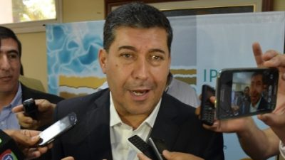 El Gobernador de La Riojacriticó que Nación cobre intereses por adelantar fondos