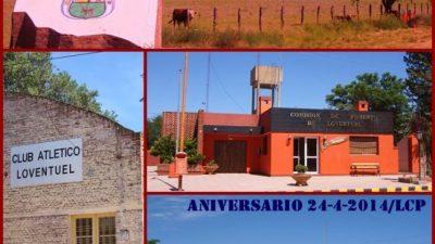 Loventuel, La Pampa: Casi el 100% de los vecinos paga las tasas comunales