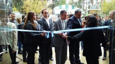 Inauguraron nuevas oficinas del municipio de Rivadavia donde trabajarán 100 empleados municipales