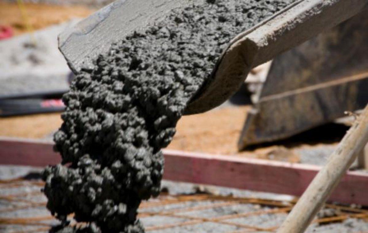 Se desploma el consumo de cemento: en Misiones se vendieron 11 millones de kilos menos este año
