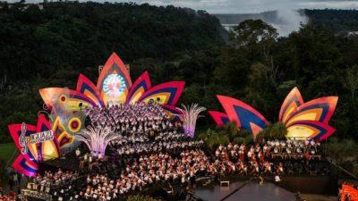 Iguazú en Concierto 2016 del 24 al 28 de mayo