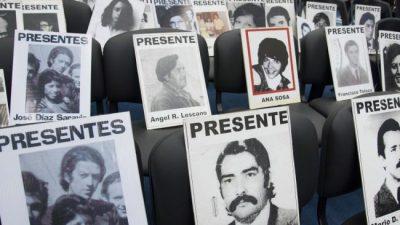Delitos de lesa humanidad: Once causas sin tribunal
