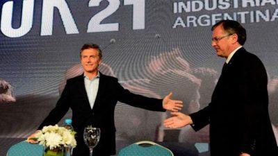 Dura respuesta del Gobierno de Córdoba a la UIA por su defensa a Techint