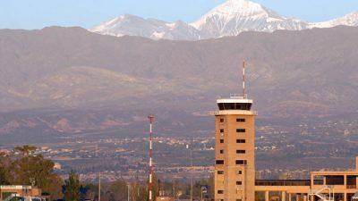 $ 822 millones se perderán en los meses sin vuelos en Mendoza