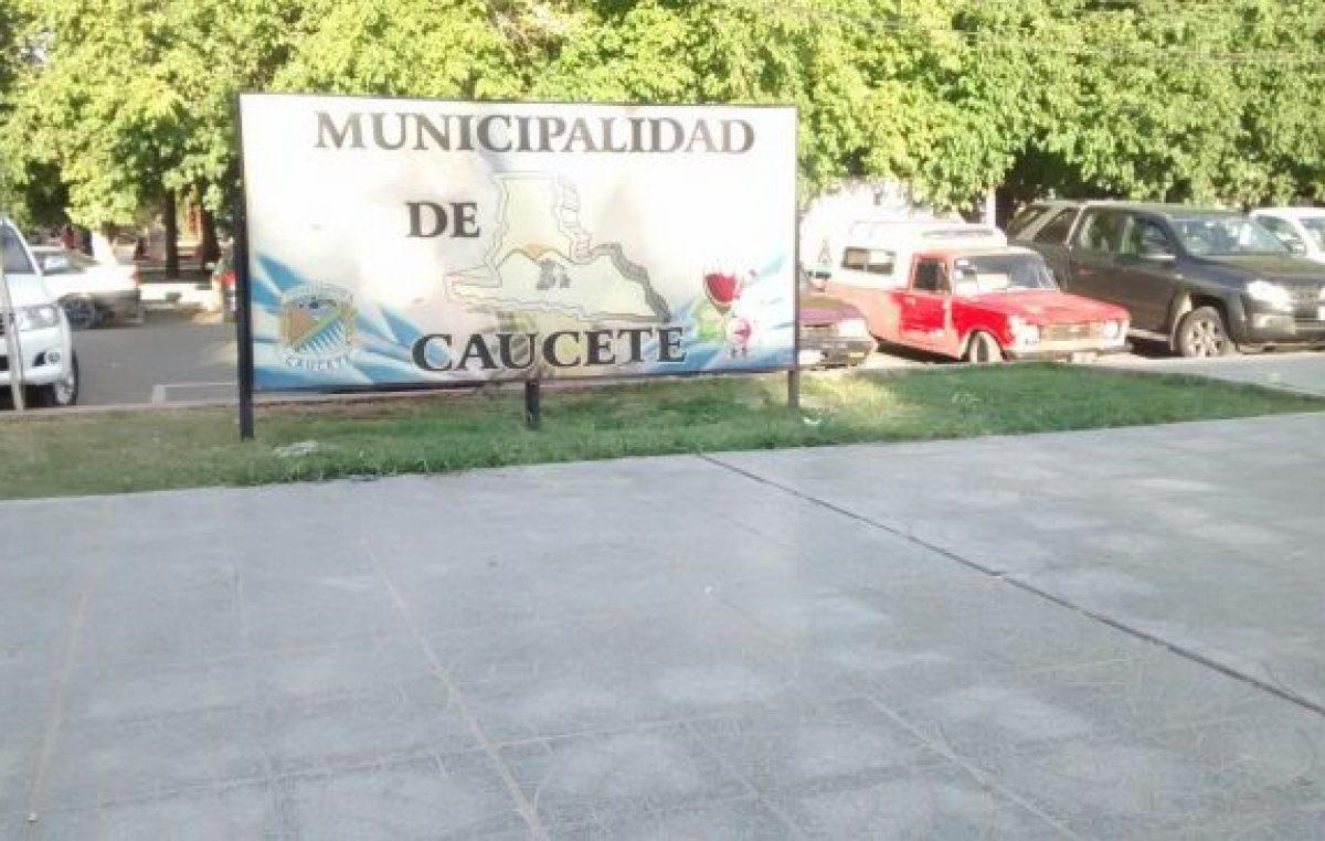 """El intendente de Caucete apoyó el """"día trabajado, día pagado"""" para los concejales"""