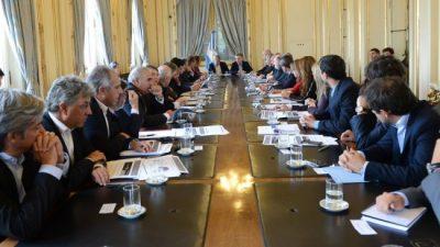 Provincias achican gastos por menor coparticipación