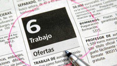 Casi la mitad de los argentinos teme a la pérdida del empleo