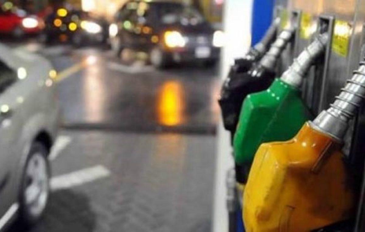 Luego de la última suba el combustible en Argentina es el segundo más caro de la región