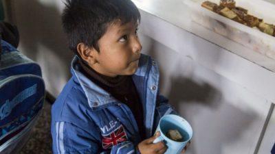 La Provinciade Saltasubió a $10 diarios la ayuda por niño