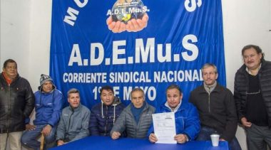 Gremios municipales de Salta protestarán si no se acata la libertad sindical