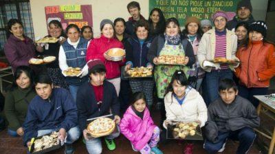 Proyecto de cocinas económicas, a todo vapor en el pueblo de Atocha