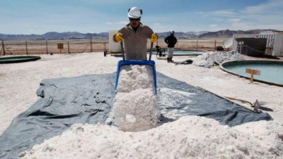 Jujuy se prepara para generar energía renovable e industrializar litio