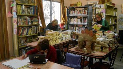 El municipio de Bahía Blanca adelantó subsidios a las 19 bibliotecas populares