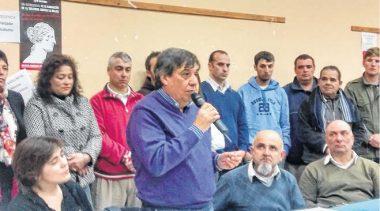 Coronel Suárez: Presionan por los convenios colectivos de trabajo