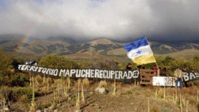 Dos referentes indígenas fueron encarcelados en una semana en Argentina.