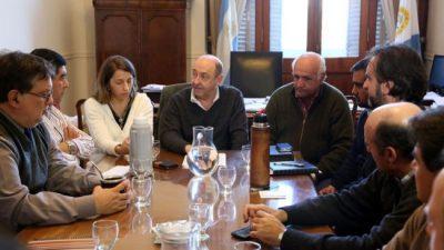 Entre Ríos, Santa Fe y Corrientes gestionarán viviendas para reubicar a familias inundadas
