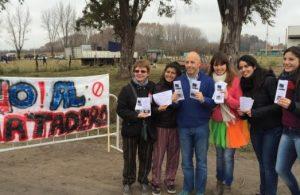 La guerra fría bonaerense: Ducoté se opone a la instalación de un matadero que promueve Ishii