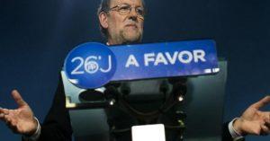 Rajoy abre el juego de alianzas y recibe los primeros rechazos