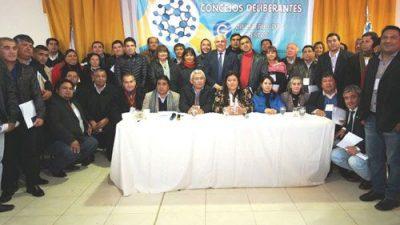 Hoy se realiza nuevo Encuentro de Concejos Deliberantes deLa Rioja
