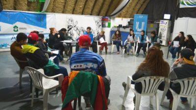 "Se hizo la presentación de la ""Muni Joven 2016"" en Ushuaia"
