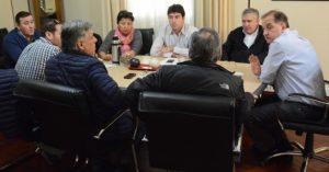Chubut:pidieron por la transferencia directa a los municipios de fondos del endeudamiento