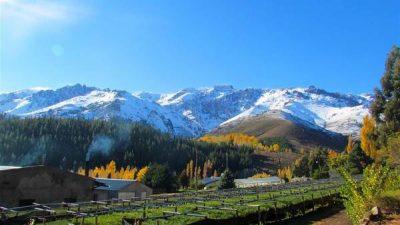 Por los mágicos dominios de la Cordillera del Viento