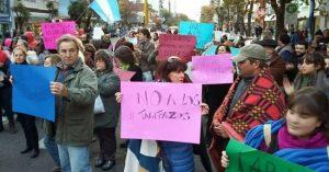 Marcha contra el aumento cordobés