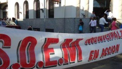 El SOEM La Rioja irá a la Justicia por el no pago de la quincenita
