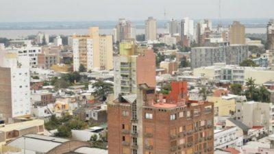 Quieren trasladar el edificio municipal de Paraná