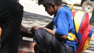 Jujuy le dice sí al autoempleo, sin trabajo infantil