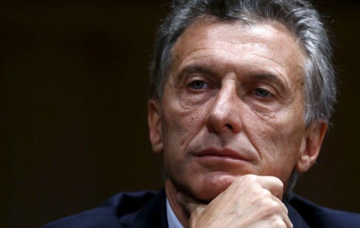 Detectaron inconsistencias y contradicciones en las declaraciones juradas de Mauricio Macri