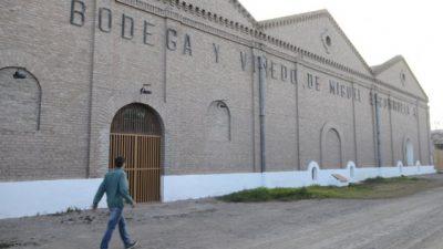 Mendoza: Está en venta el triple de bodegas que hace un año