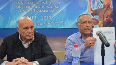 Chaco: Sampayo fue sobreseído de los hechos en la Legislatura