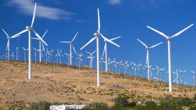 Chubut cuenta con cuatro parques eólicos entre los cinco más importantes del país