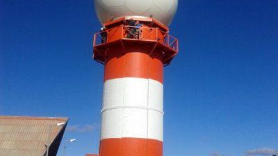 Río Grande se sumaría al Sistema Nacional de Radares Meteorológicos
