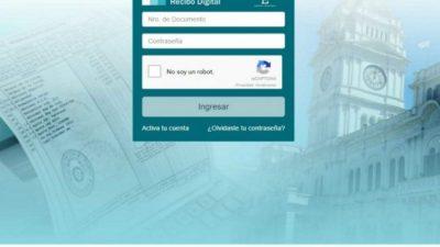 Más de 26 mil empleados provinciales entrerrianos ya accedieron al Recibo Digital  Paraná, 12 jul (APFDigital)