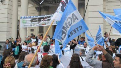 """Agmer rechaza el """"desmantelamiento"""" de programas nacionales de educación"""