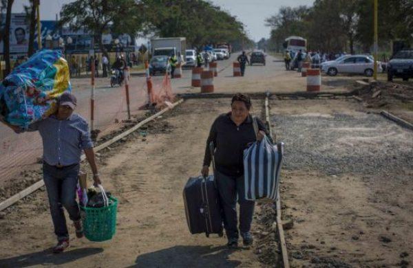 Declaran la emergencia social en Yrigoyen, Salta