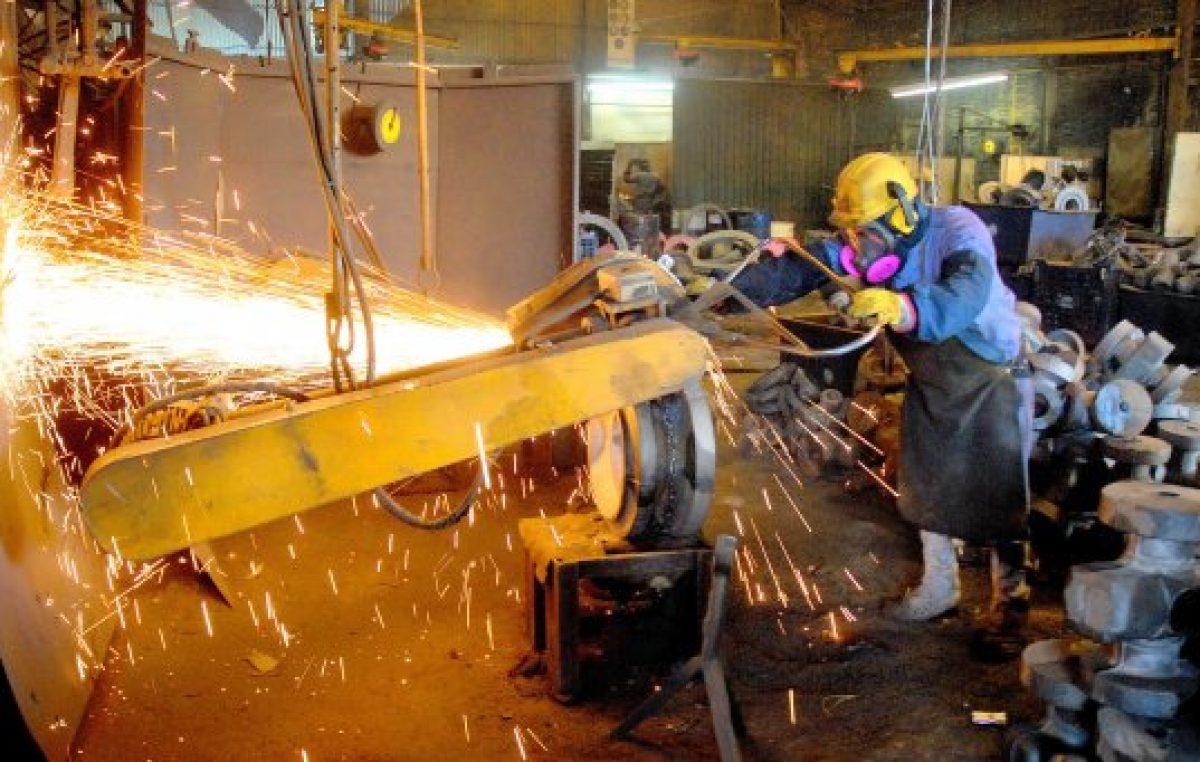 La producción en pymes industriales cayó 7,8 por ciento