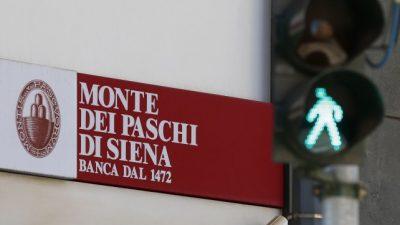 La crisis de los bancos italianos derrumbó a las Bolsas del mundo