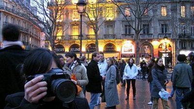 Francia pierde el 10 por ciento del turismo por los atentados