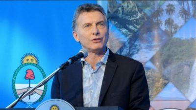 Macri llamó «guerra sucia» a la última dictadura y dijo desconocer si eran «9 mil o 30 mil los desaparecidos»