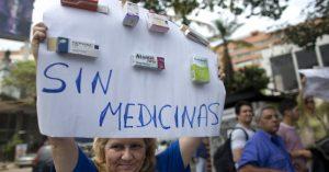 Venezuela: La escasez de medicinas en hospitales llega al 80 por ciento
